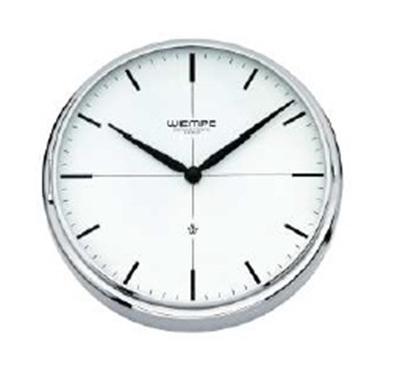 Analogue marine clock chrome Ø 215mm
