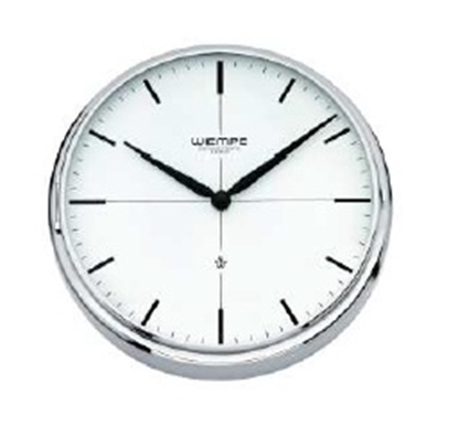 Picture of Analogue marine clock chrome Ø 215mm