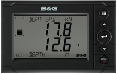H5000 Race Display