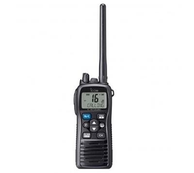 Radiotelefone VHF IC-M73 Euro
