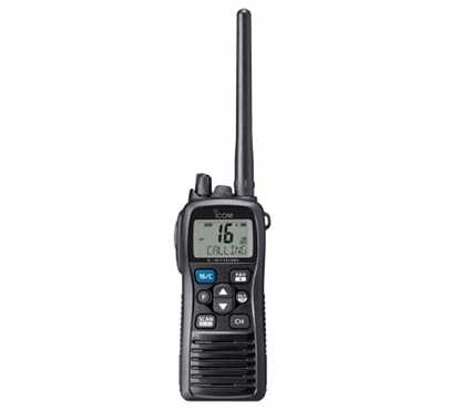 Picture of VHF IC-M73 Euro VHF Handheld Transceiver
