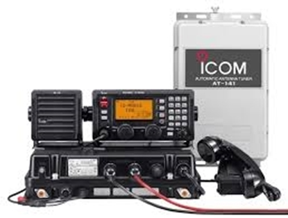 Picture of Icom MF/HF marine receiver IC-M801 GMDSS Pack 12VDC