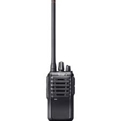Picture of VHF Handheld Transceiver IC-F3002 #07 VHF