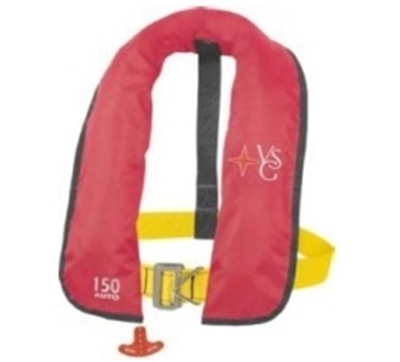 Picture of Inflatable lifejacket Skipper automatic w/ harness