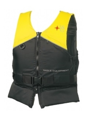 Picture of Buoyancy aid T-Race +80 Kg