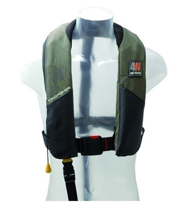 Picture of Kingfisher manual lifejacket 150N