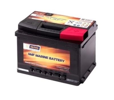 Bateria sem manutenção 60 Ah