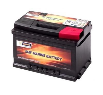 Bateria sem manutenção 70 Ah