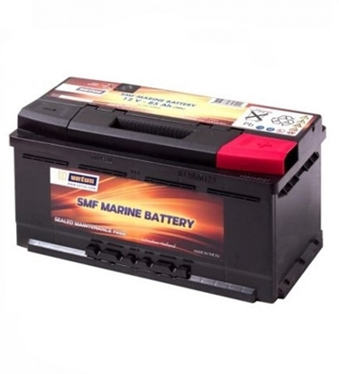 Picture of Manitenance free batterie 85 Ah