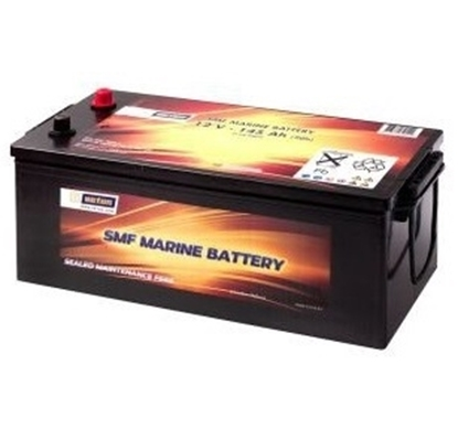 Picture of Manitenance free batterie 125 Ah