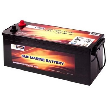 Picture of Manitenance free batterie 145 Ah