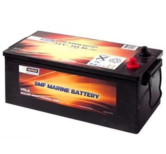 Bateria sem manutenção 165 Ah