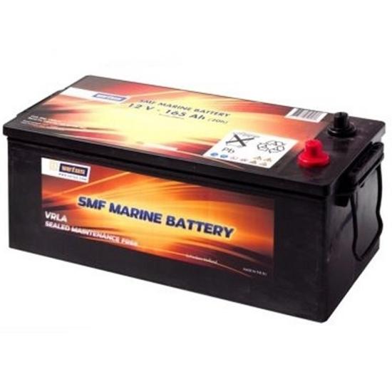 Bateria sem manutenção 220 Ah