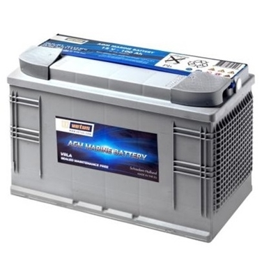 Picture of AGM batterie 100 Ah