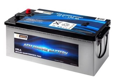 Picture of AGM batterie 170 Ah