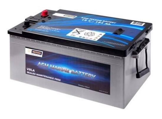 Bateria AGM 185 Ah