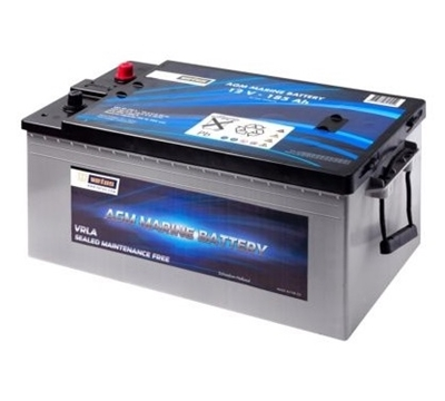 Picture of AGM batterie 220 Ah