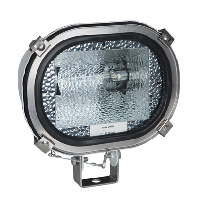 Picture of Floodlight for halogen lamps