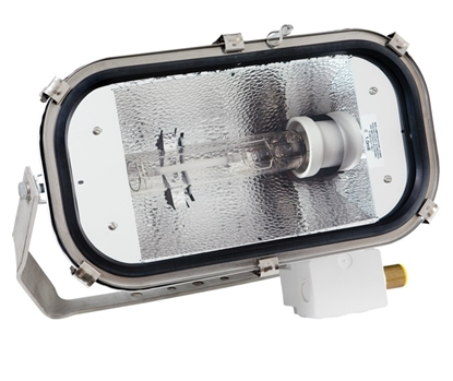 Picture of Floodlight for metal halide lamps