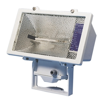 Projector de iluminação (halogéneo)