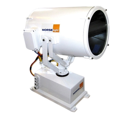 Picture of Xenon searchlight R60