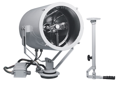 Picture of Xenon searchlight XS B BS