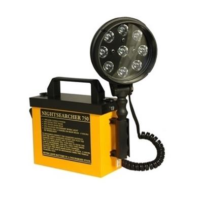 Lanterna portátil 750 LED