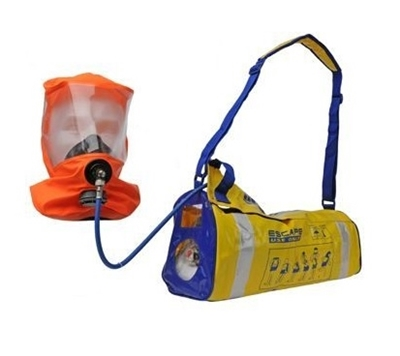 Picture of SK1203 emergency escape breathing device