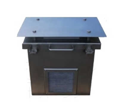 Power system battery box