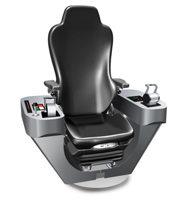 Picture of Commander XL chair