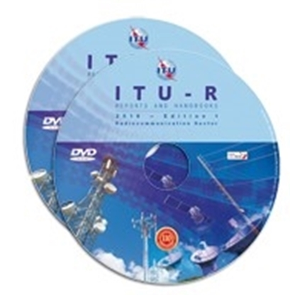 Picture of ITU-R Recommendations and Reports -DVD-ROM 2016