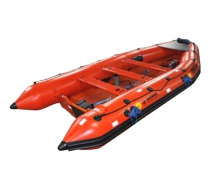 Picture of SV 480 rescue boat