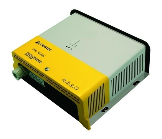 Carregador de bateria 24V/75A/3 banks