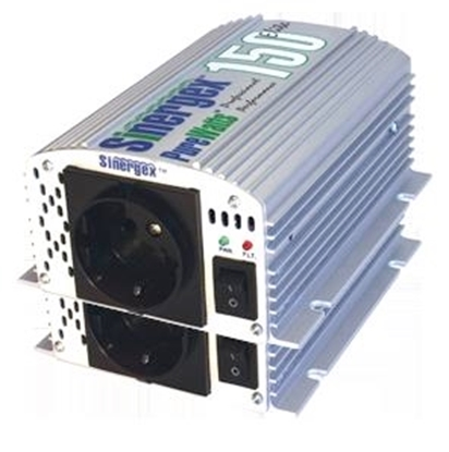 Picture of Power Inverter Purewatts 12V / 150W