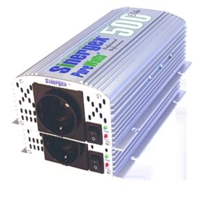 Picture of Power Inverter Purewatts 12V / 500W