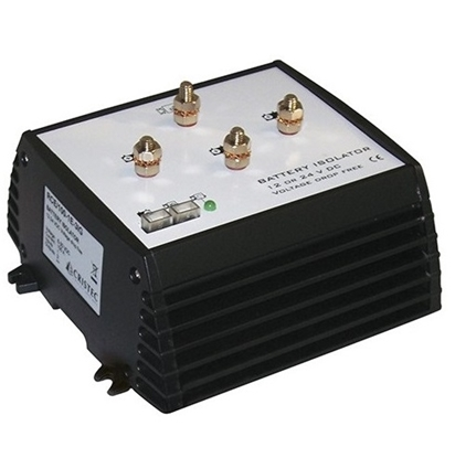Picture of Cristec battery isolator 100A/ 1 input - 3 outputs