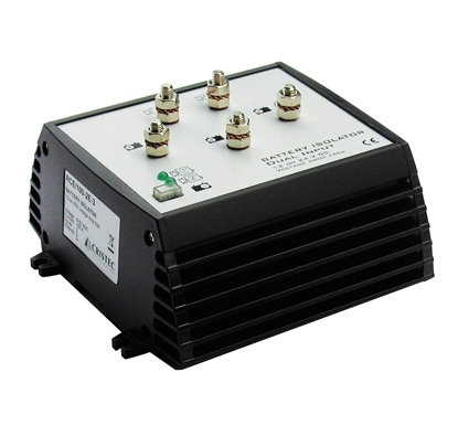 Picture of Cristec battery isolator 100A/ 2 inputs - 3 outputs