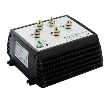 Isolador/repartidor Cristec 100A/ 2 entradas - 3 saídas