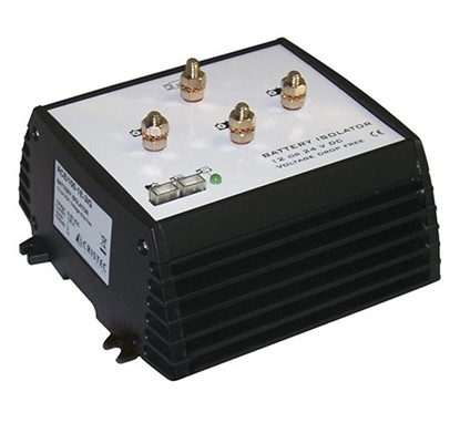 Picture of Cristec battery isolator 150A/ 1 input - 3 outputs