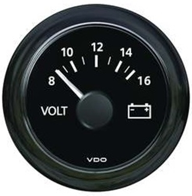Picture of Voltimeter Viewline 52 mm Ø