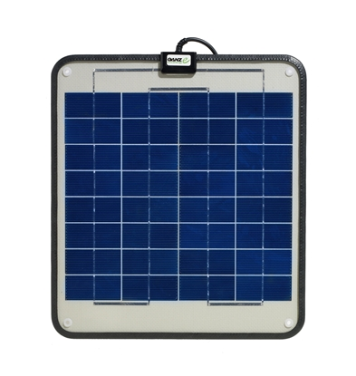 Picture of Semi flexible non glass solar panels GSP-12 - 12W