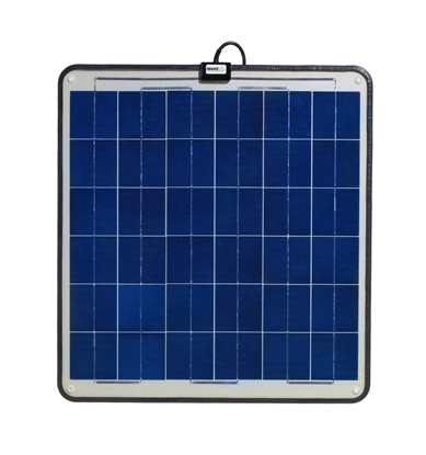 Picture of Semi flexible non glass solar panels GSP-30 - 30W