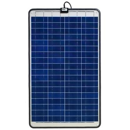Painel solar semi-flexíve GSP-40 - 40W