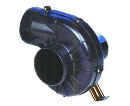 Ventilador eléctrico 12V 7 m3/mn