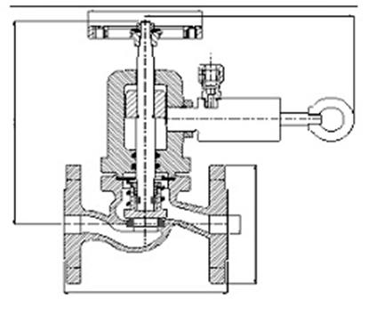 Válvula de fecho rápido FJ01-780