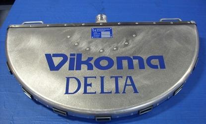 Delta skimmer
