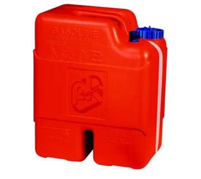 Tanque portátil p/ combustível 22 lt