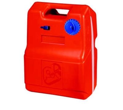 Tanque portátil p/ combustível 24 lt