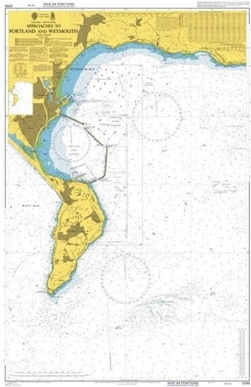 Picture of Approaches to Portland and Weymouth