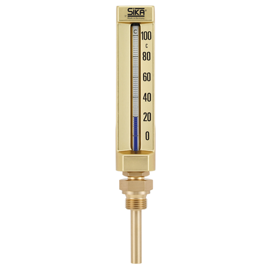 Picture of Thermometer type B with male thread - 200mm